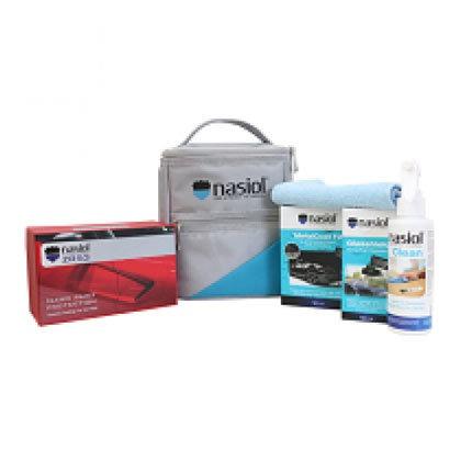 Kit Completo para el Cuidado Primario del automóvil marca Nasiol, 5 productos