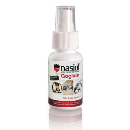 Recipiente en Spray del producto Nasiol Goglide de 50ml